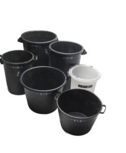 Buckets, Tubs & Baths
