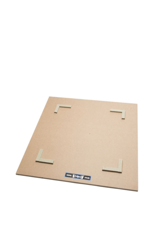 plasterers mortar stand top board
