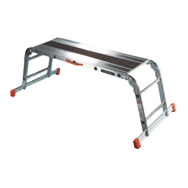 Heavy Duty Aluminium Platform