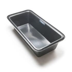 Plasterers Bath Black 165 ltr