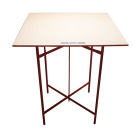 Plasterers Stand & Table Top Board 50″ High 32″ Wide