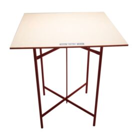 Plasterers Table & Top Board 30″ High 32″ Wide
