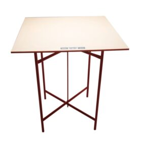 Plasterers Stand & Top Board 36″ High 32″ Wide
