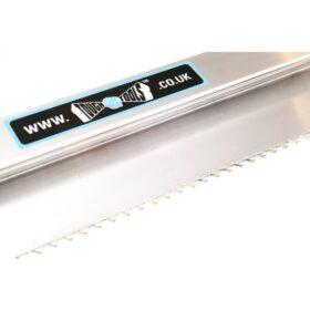 Aluminium Serrated Edge Darby – Various Lengths