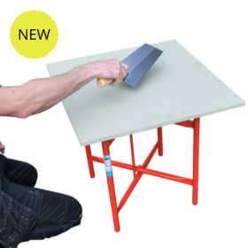 Low Level Plasterers Stand 20″ High 20″ Wide